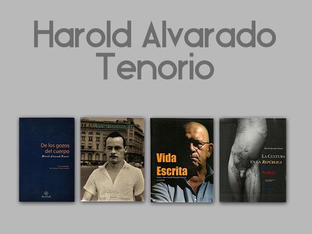 Harold Alvarado Tenorio