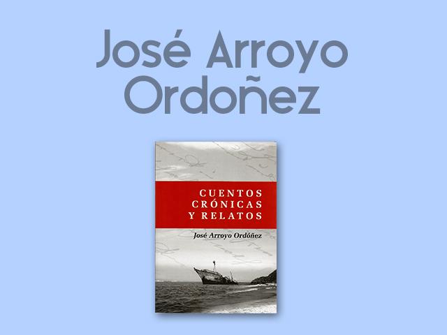 José Arroyo Ordoñez