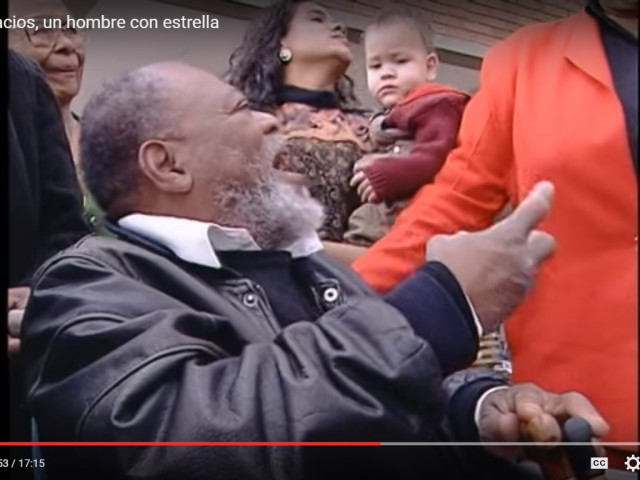 Arnoldo Palacios, un hombre con estrella