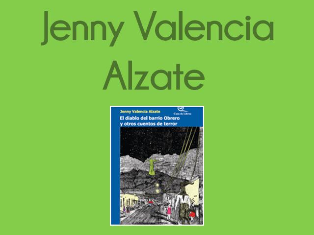Jenny Valencia Alzate