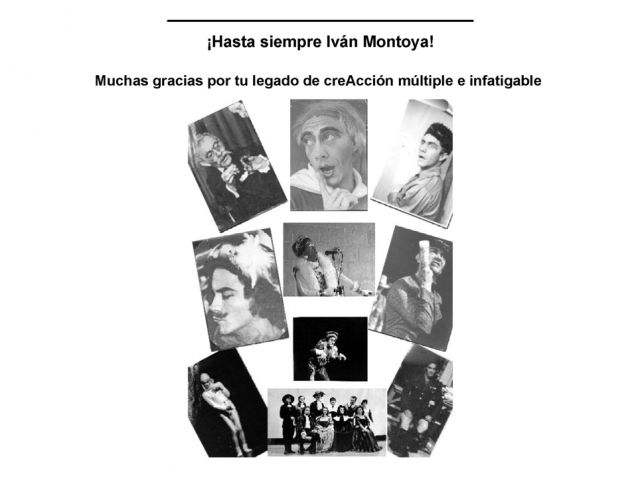 ¡Hasta siempre Iván Barlaham Montoya!