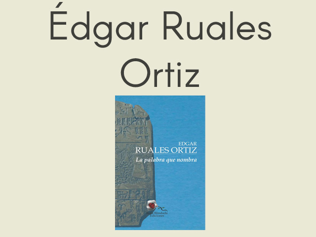 Édgar Ruales Ortiz