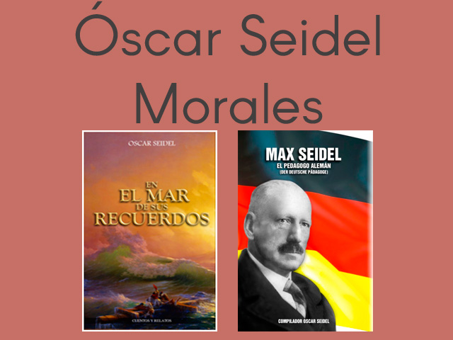 Óscar Seidel Morales