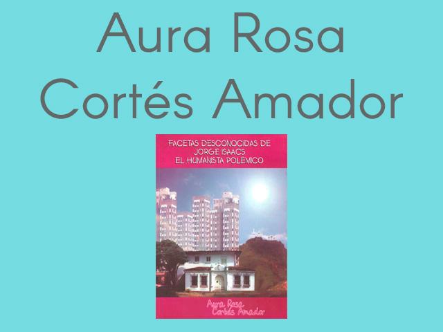 Aura Rosa Cortés Amador