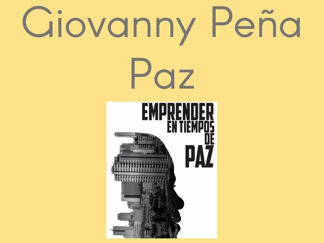 Giovanny Peña Paz