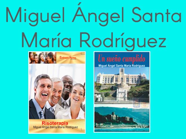 Miguel Ángel Santa María Rodríguez