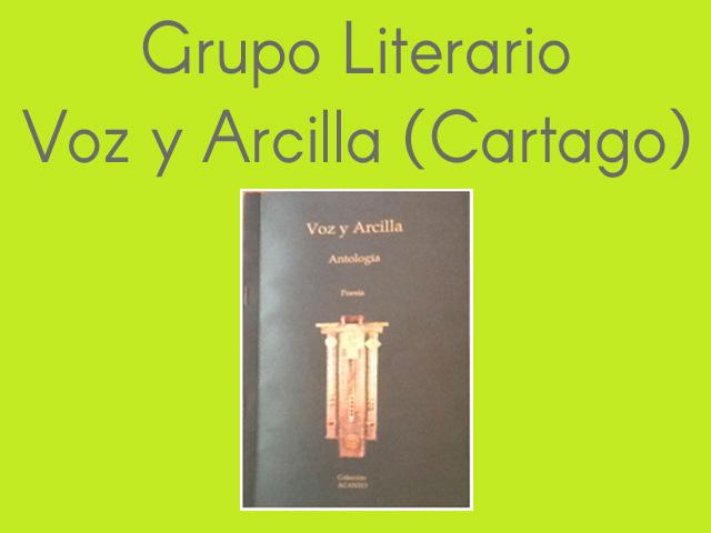 Grupo Literario Voz y Arcilla (Cartago)