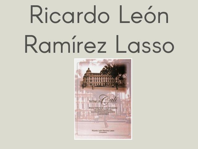 Ricardo León Ramírez Lasso