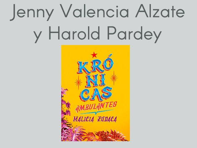Jenny Valencia Alzate y Harold Pardey