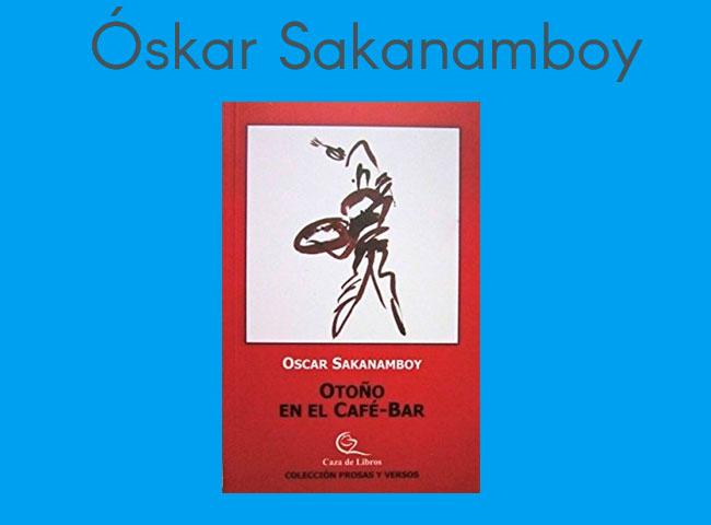 Óskar Sakanamboy