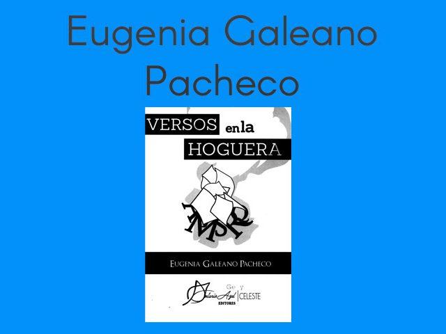 Eugenia Galeano Pacheco