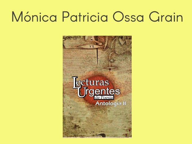 Varios Autores y Mónica Patricia Ossa Grain, Coautora y Editora